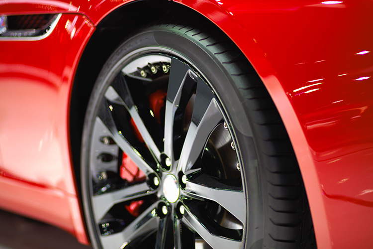 5 ways to boost your car's performance high-performance tyres