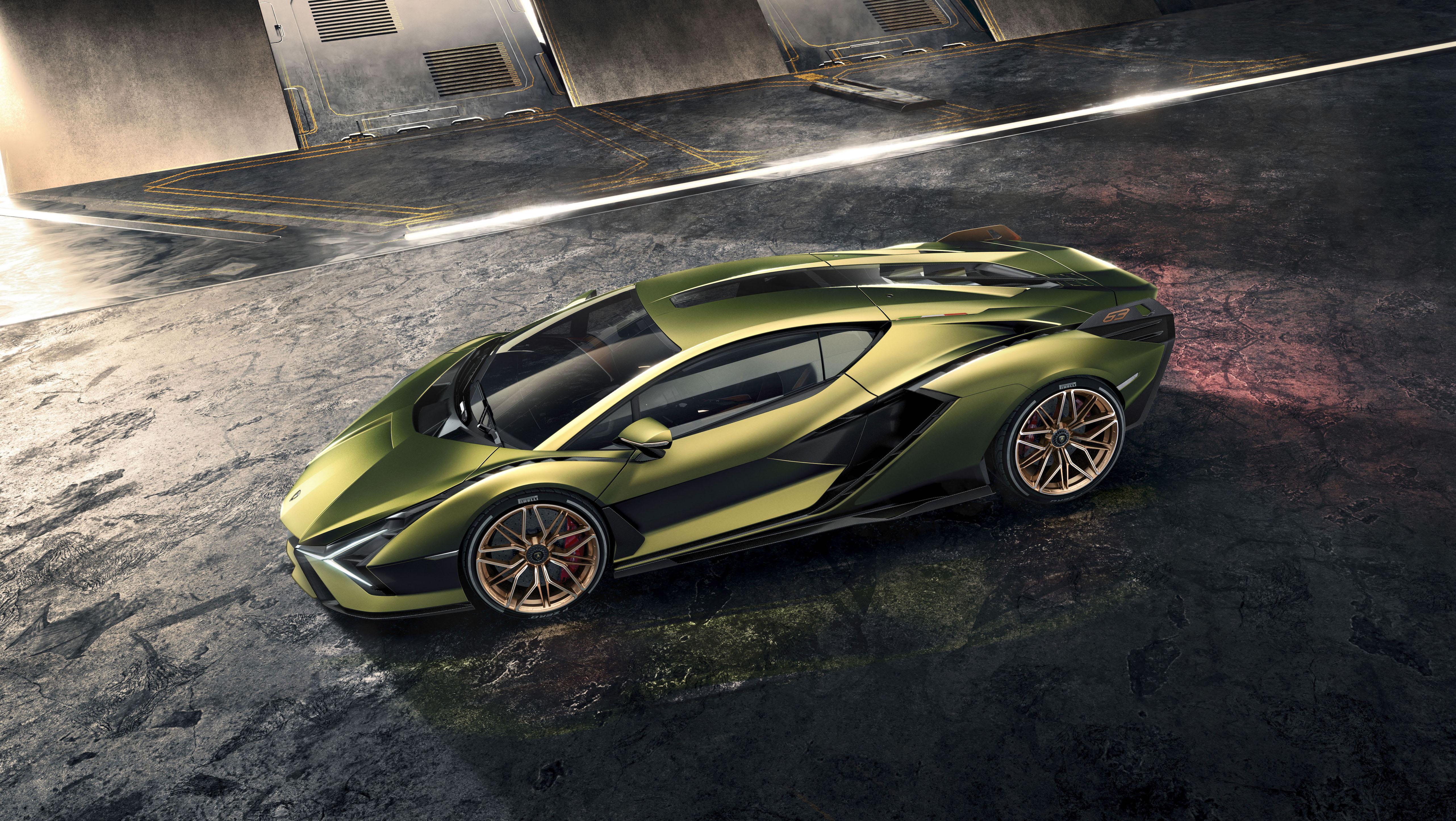 How Much Is A Lambo >> The Lamborghini Sian is not a boring car, lah! | Torque