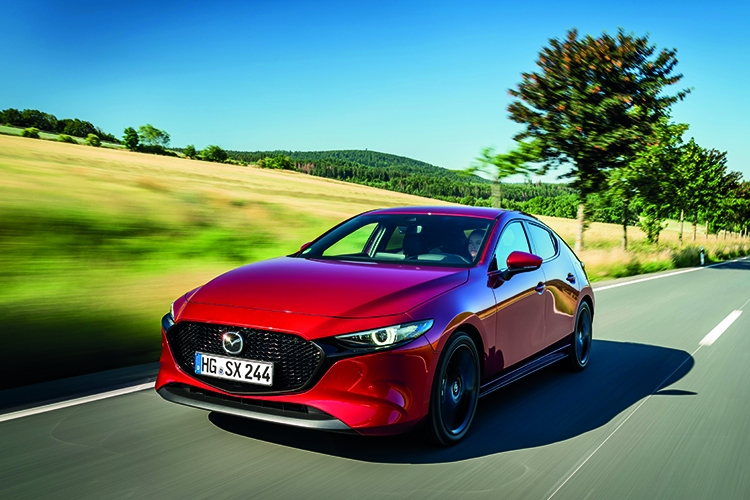 Mazda 3 Skyactiv-X review: This hatchback's a siren song