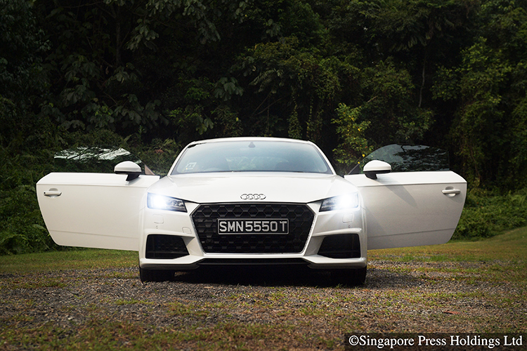 Audi TT Coupe updated, but still remains a treat to drive ...