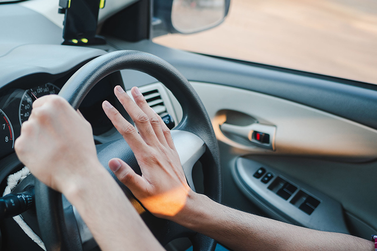 improve driving skills tips stay cool