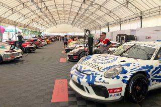 porsche carrera cup asia racecars