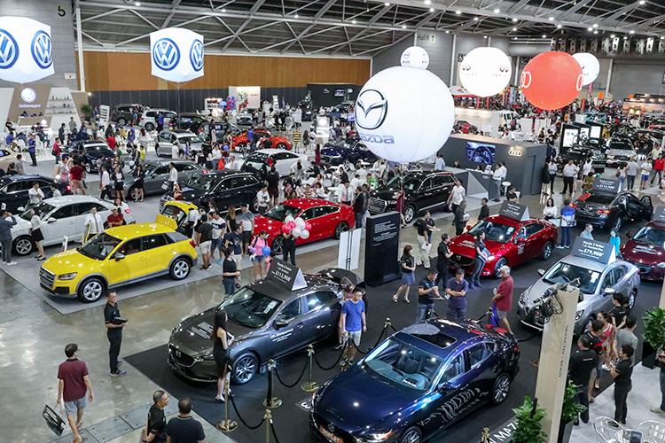 the cars@expo main