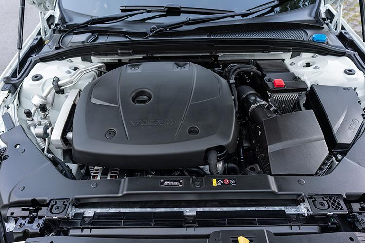 volvo v60 t5 engine