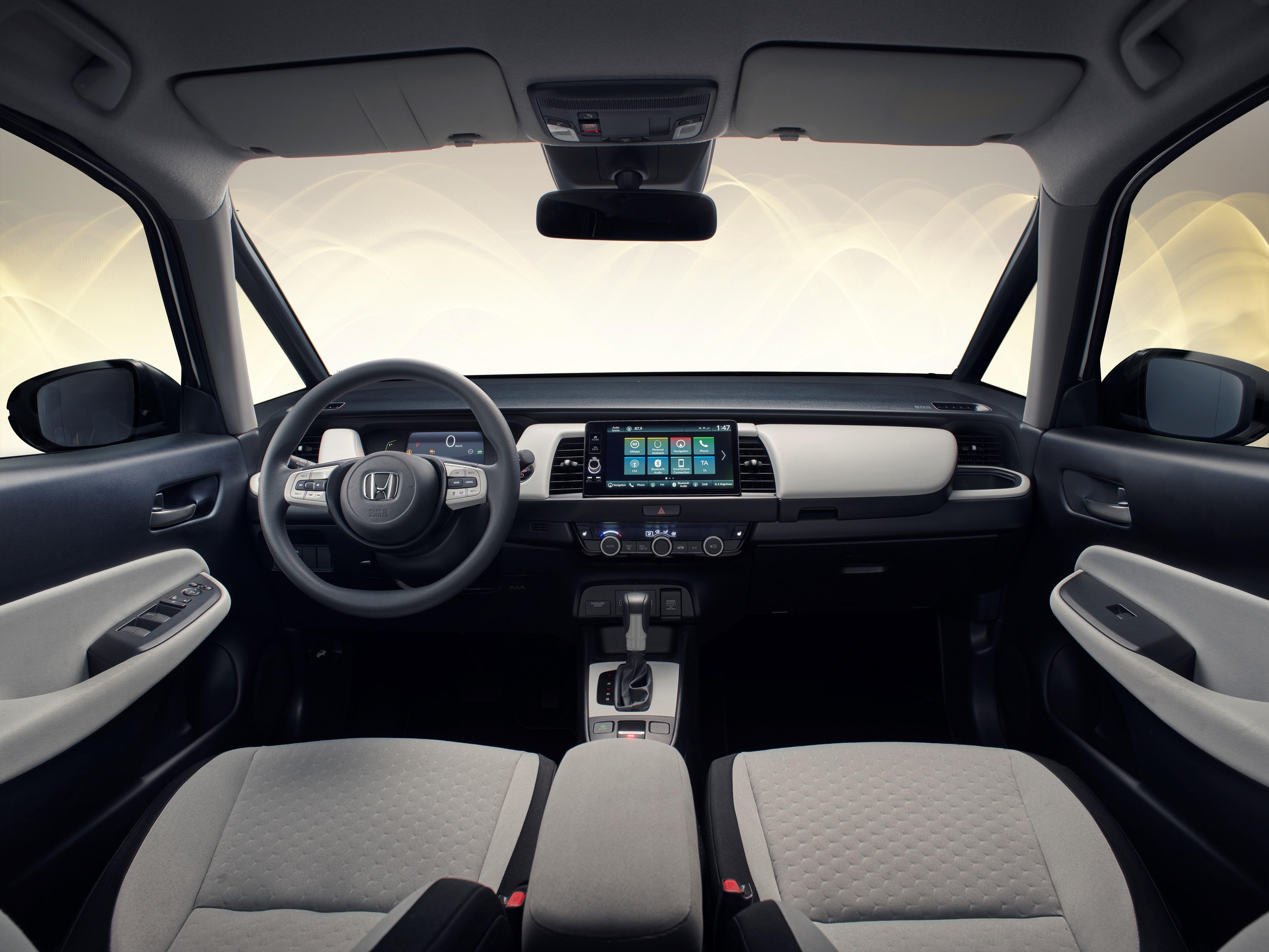 Honda Jazz Keeps The Good Stuff Adds Hybrid Tech In New Model Torque