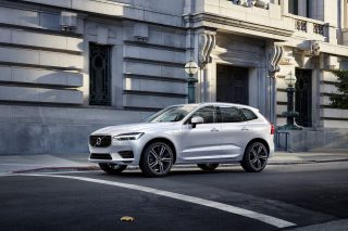 Volvo combustion engine