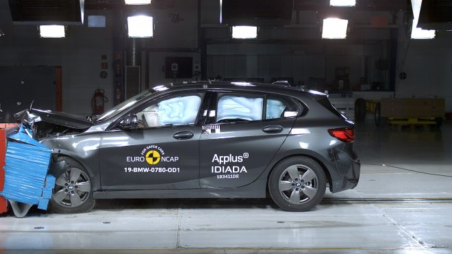 Euro NCAP BMW 1 Series