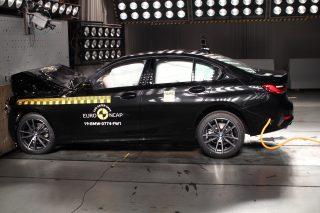 Euro NCAP BMW 3 Series