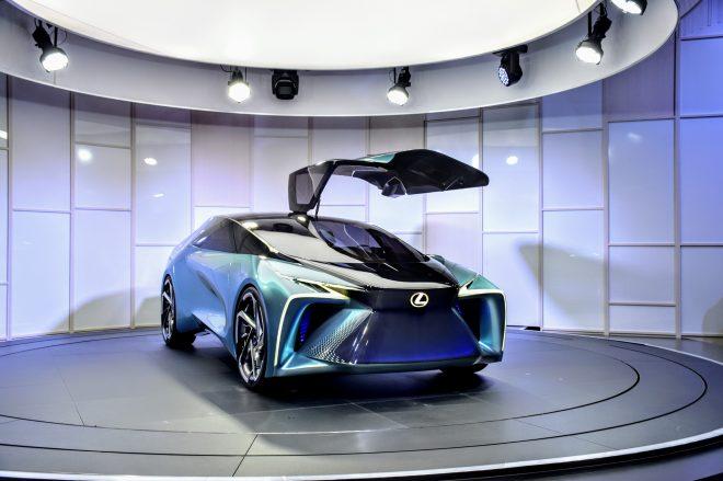 LF-30 Lexus concept