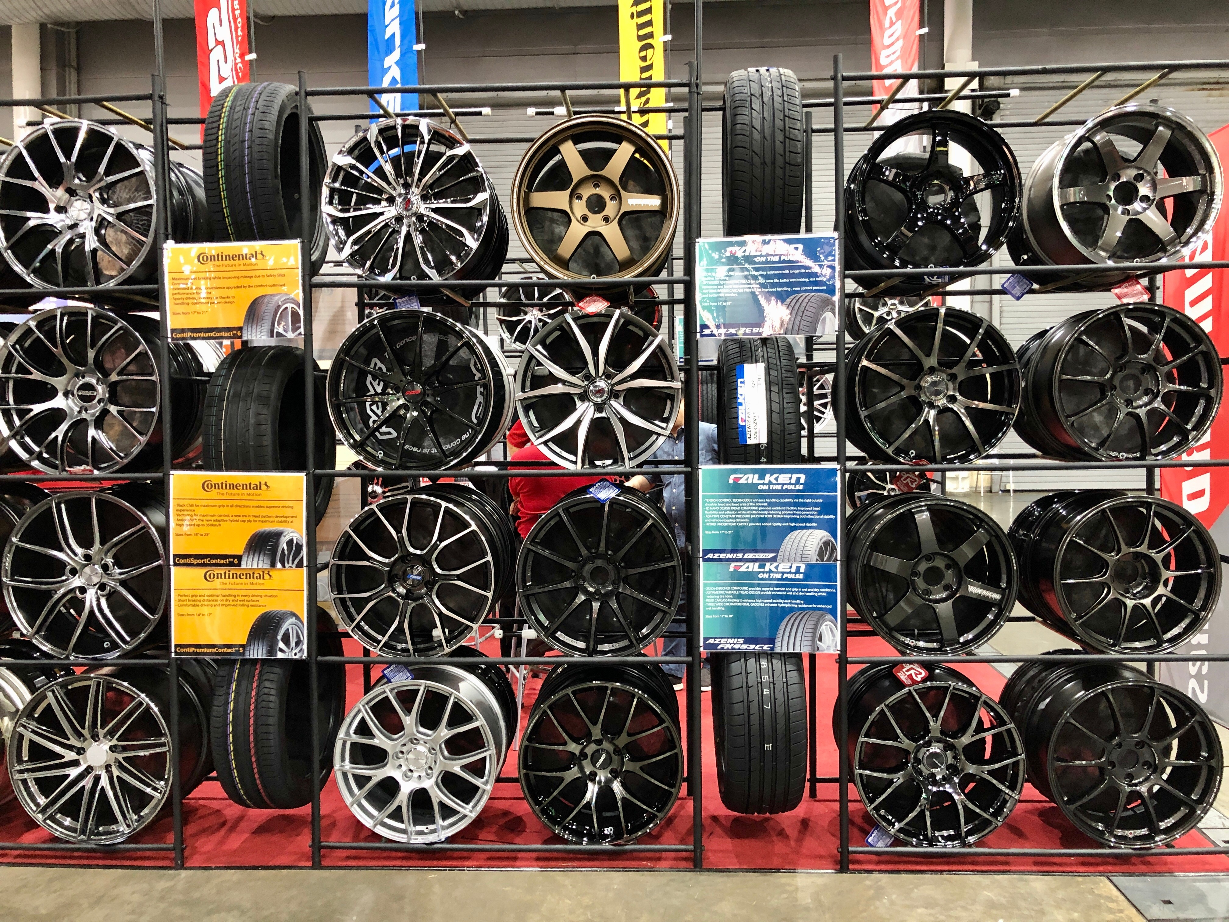 cars@expo stamford tyres wheels