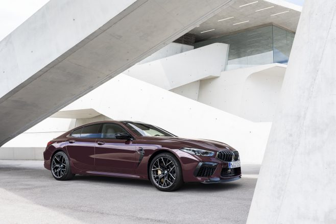 M8 Competition Gran Coupe