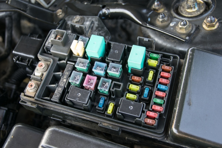 car electrical relays