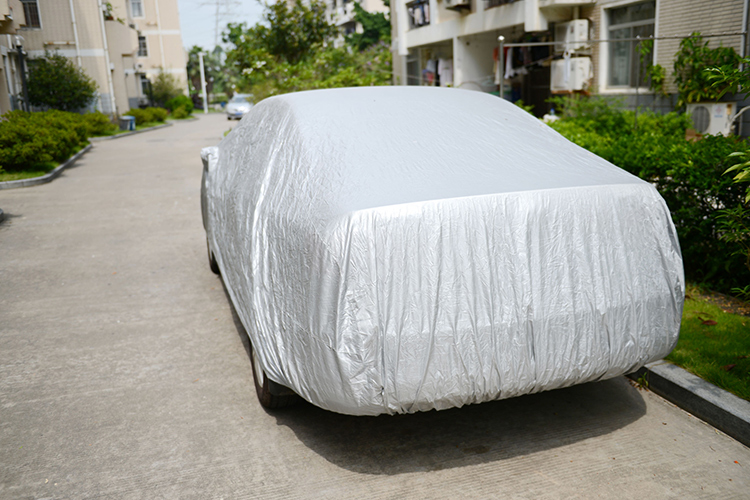 car grooming use a car cover