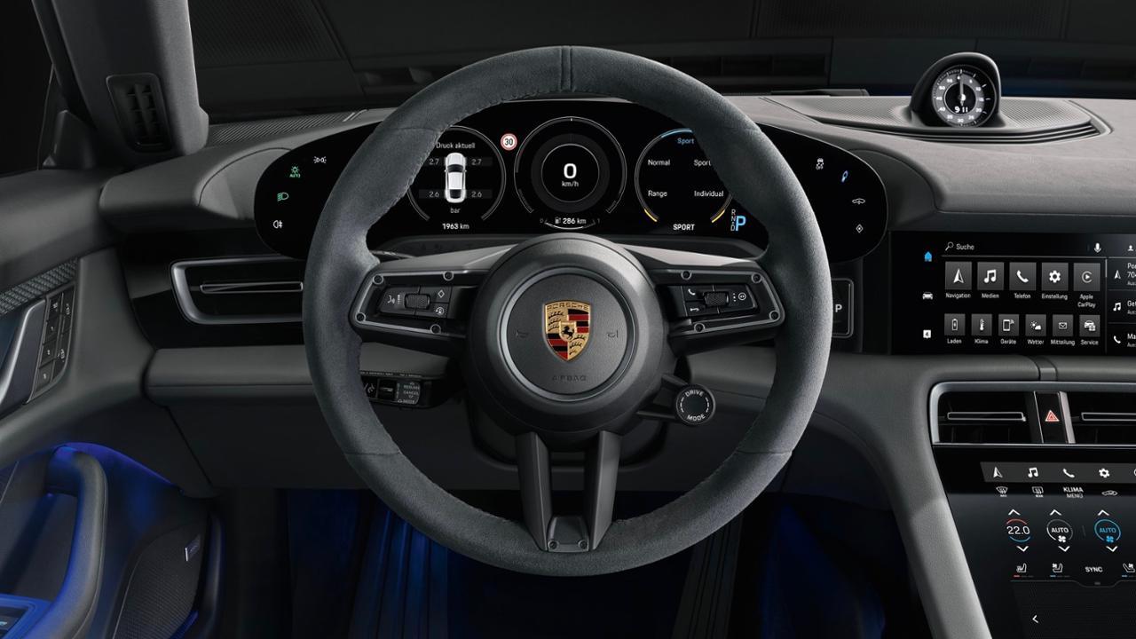 Porsche Taycan 4s Is A Cheaper Electric Porsche But Still Lethal Torque