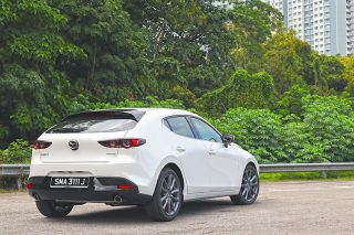 Mazda 3 Hatchback 1.5 review
