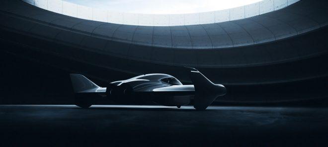 Porsche premium air mobility vehicle