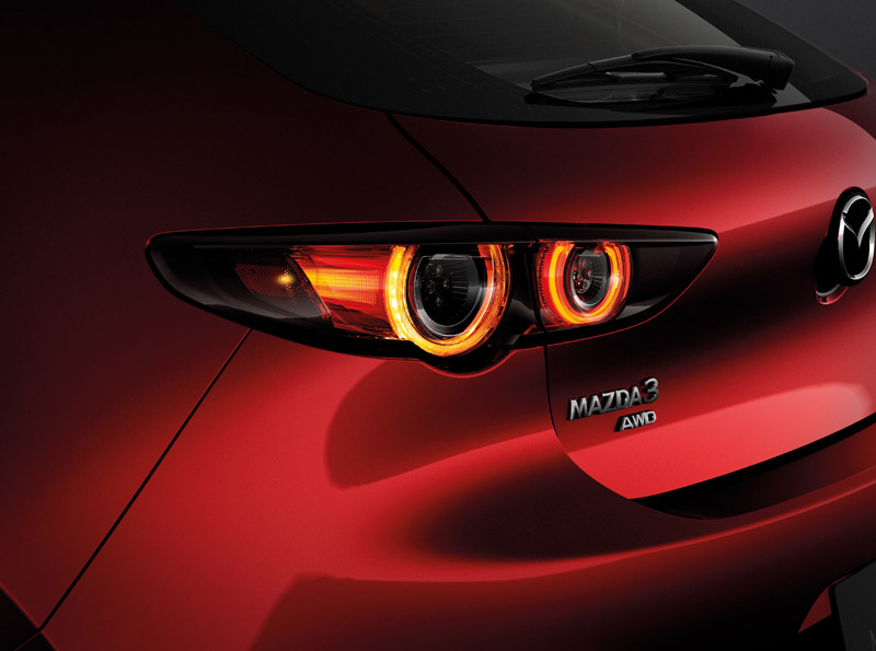 If the Mazda 3 Sedan invites second glances, then the Mazda 3 Hatchback causes lingering looks.