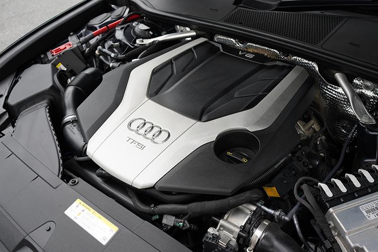 audi a6 3.0 engine