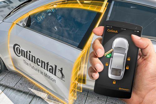 car key smartphone main