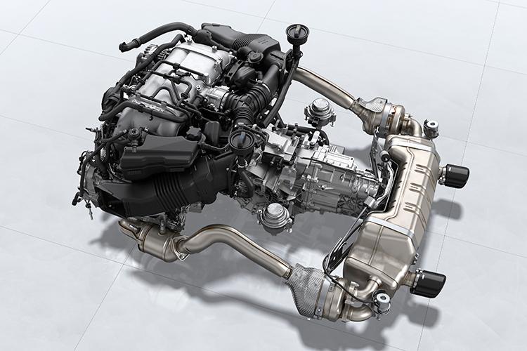 engine smoothness porsche flat-6