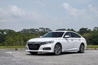 New Honda Accord review