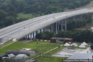new road between pasir ris and punggol opens nov 17