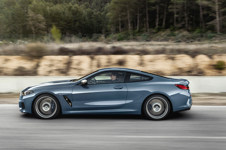 coupe bmw 8 series