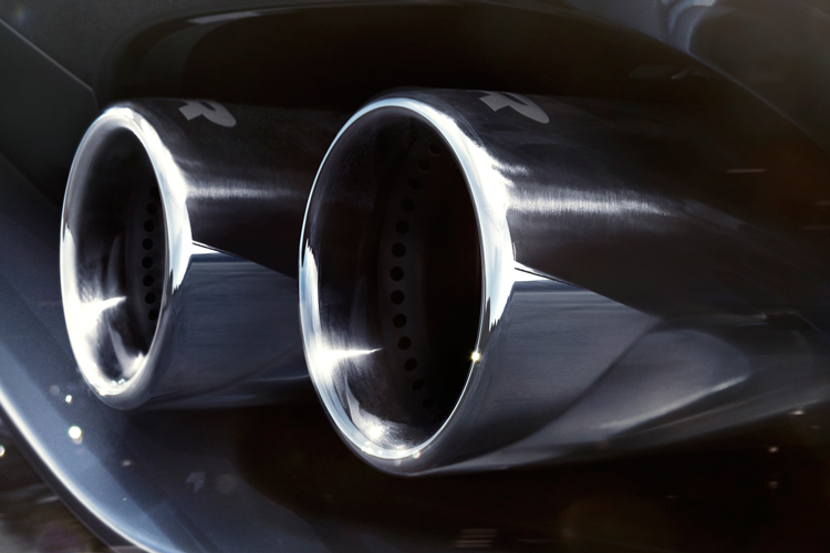 jaguar f-type tailpipes