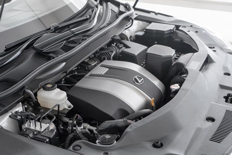 lexus rx350l engine