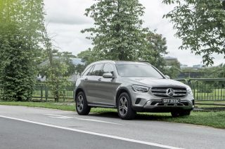 Mercedes-Benz GLC300 4Matic