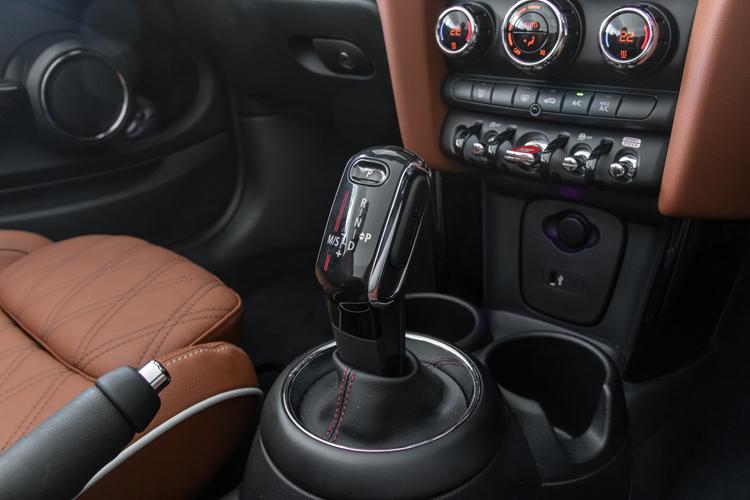 MINI Cooper S Convertible 7-speed dual-clutch