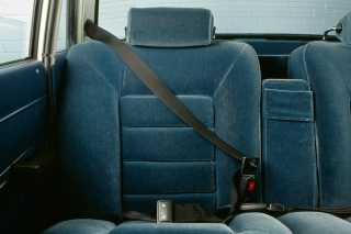 rear seat belts main