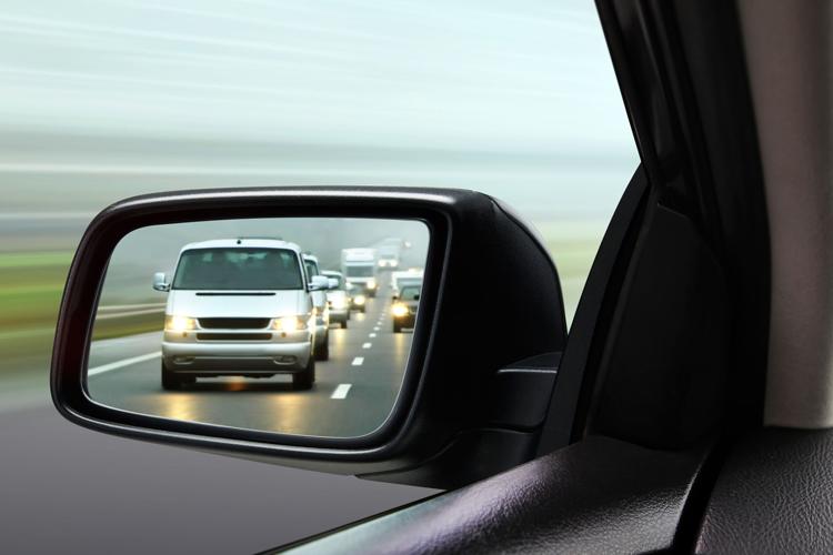 road karma blind spot