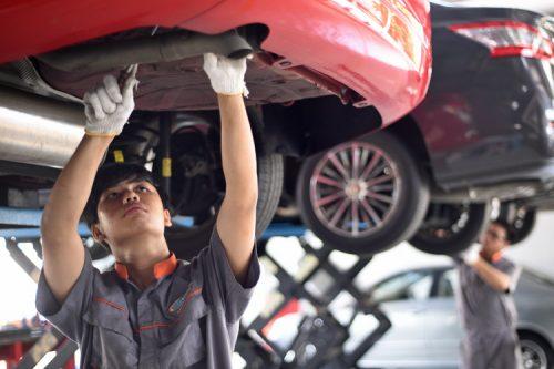 spark car care maintenance