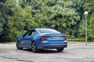 Volvo S60 T4 R-Design review