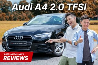 audi a4 video thumbnail