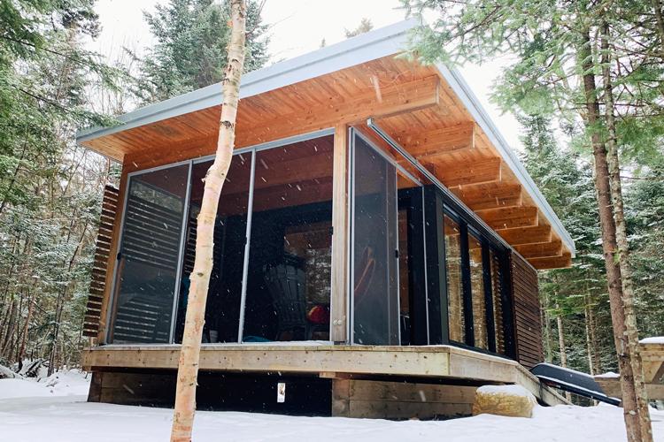 bmw x7 mont tremblant cabin
