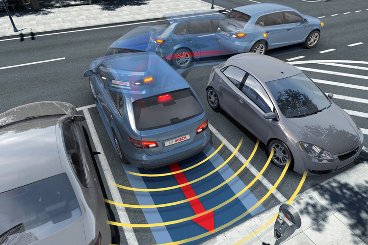parking sensors 3