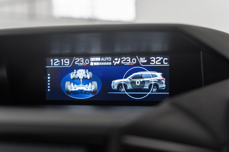 subaru forester 2 0i eyesight review  refinement and safety