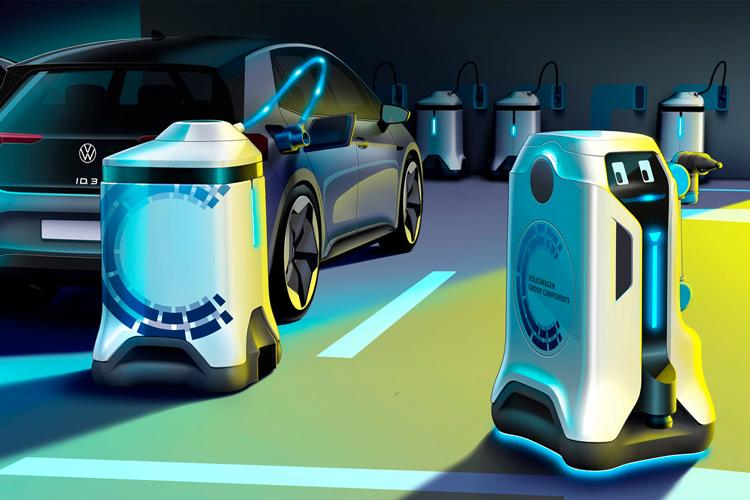 volkswagen charging robot 2