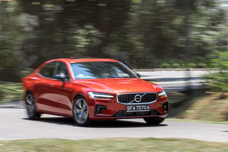 volvo s60 t5 action
