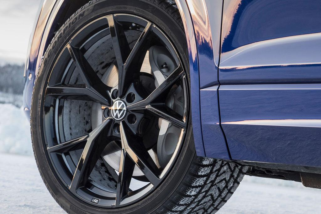volkswagen touareg r wheels