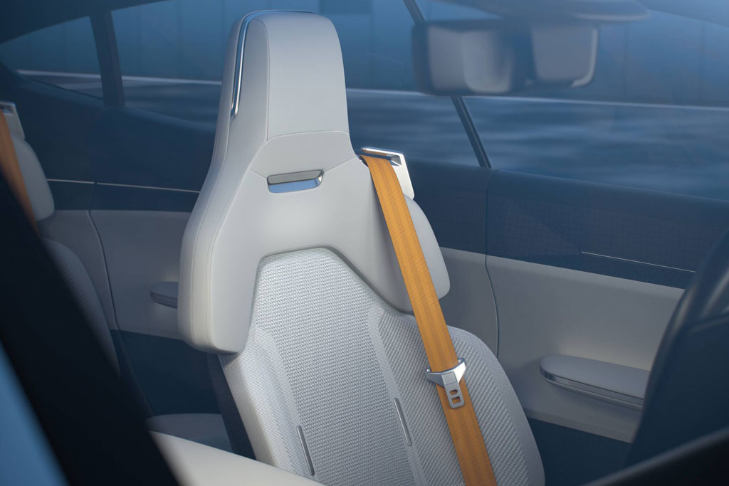 polestar precept seats