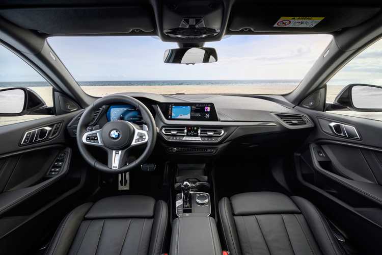 bmw 2 series gran coupe cockpit