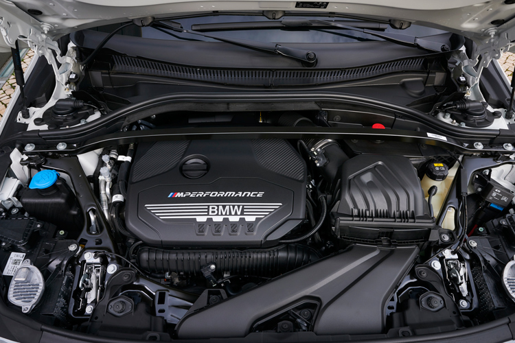 bmw 2 series gran coupe m235i engine