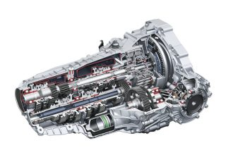 dual clutch gearbox audi s tronic