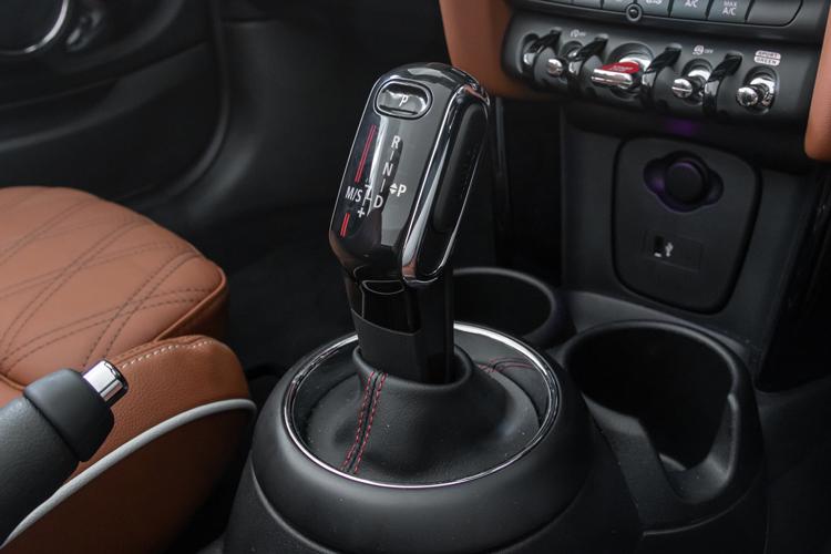 dual clutch gearbox MINI Cooper S
