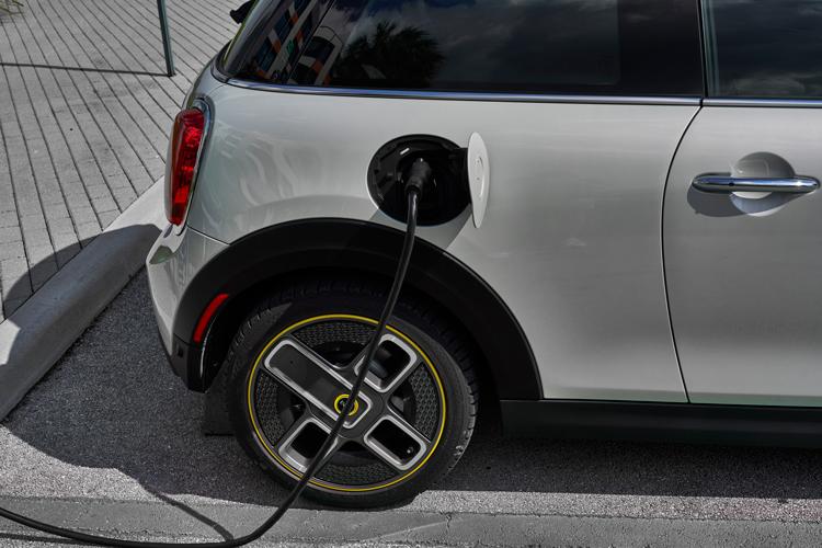 MINI Electric charging
