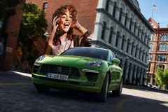 Porsche Macan Turbo: Licensed to thrill