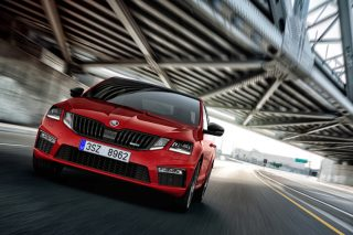 Skoda Octavia RS 245: From rally to road